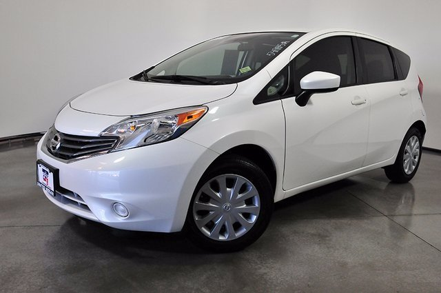 Pre Owned 2014 Nissan Versa Note SV Hatchback in Las Vegas A