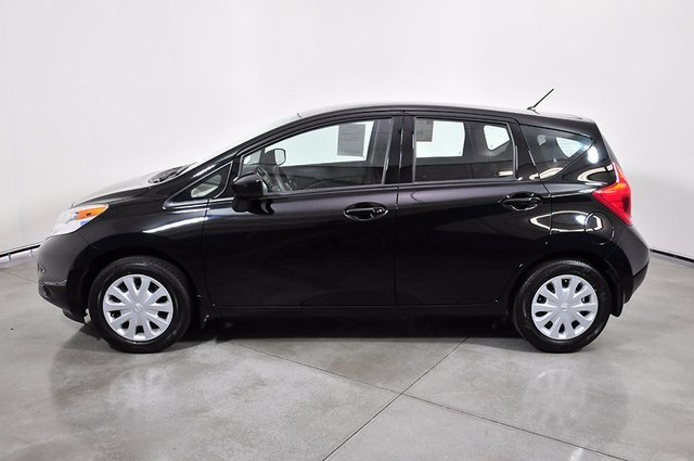 pre owned 2016 nissan versa note s plus hatchback in las vegas 2471r united pre owned outlet. Black Bedroom Furniture Sets. Home Design Ideas