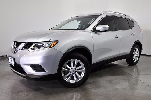 Pre Owned 2016 Nissan Rogue SV Sport Utility in Las Vegas A